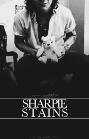 Sharpie Stains [n.s] by inhaled1d