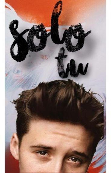 Solo tú•Brooklyn Beckham-Hot-
