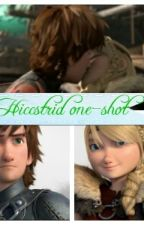 Hiccstrid one-shot by Lone_GirlWolf