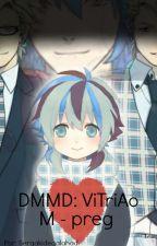 """DMMD: Virus y Trip x Aoba""""M - preg"""" (R18) by dramatiquecatkora"""