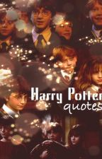 Harry Potter Quotes by --Harry-Potter--