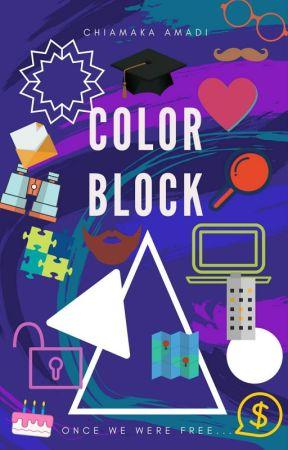 Colorblock by writerchic101
