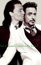 Pools of Emerald (frostiron fic) by kay8118