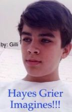Hayes Grier Imagines by HayesArmy