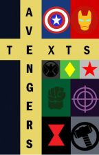 Avengers Texts by _MarvelQueen_