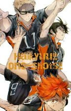 Haikyuu!! One-Shots!! by walnutsarepeopletoo