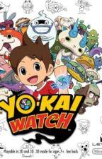 Yo Kai Watch the Book by DanteNessFan