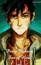 Percy Jackson Son of Hera by shadowyangel3