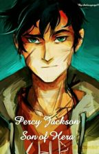 Percy Jackson Son of Hera by shadowyangel3