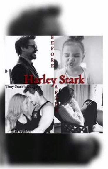 Harley Stark {Tony Stark's Daughter}