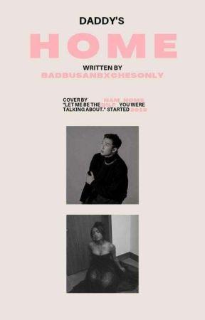 Daddy's Home (KNJ au) by BadBusanBxtchesOnly