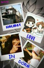 Holiday Love In Dorm(Chanbaek/Baekyeol Yaoi){1shot} by kyalsin92