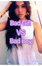 Bad Girl Vs Bad Boy by justine919