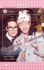 Un solitario Halloween con Baekhyun, sin Chanyeol | CB by Lannyssi