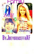 Famliy (Adopted By janiel) by JoeygraceffaAF
