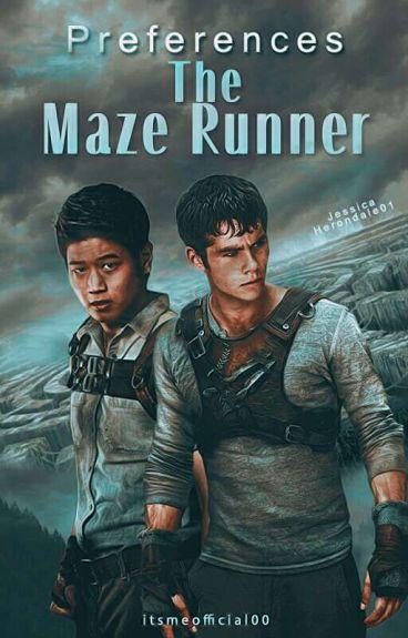 Imaginas/Preferencias de The Maze Runner.