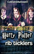 Harry Potter Rib Ticklers by CutEandAwkwarD