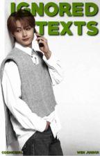 ignored texts; junhui by cosmicgirls