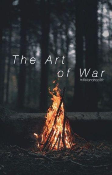 The Art of War [Finnick Odair]