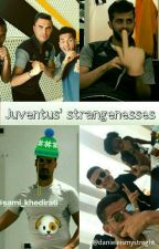 Juventus' strangenesses by danieleismystrenght
