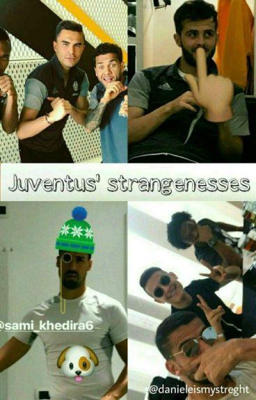 Juventus' strangenesses