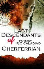 Last Descendant of Cherferrian by AdikSayo2014