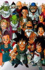 Atrapada en Dragon Ball Z by soyComosoyOseaTRUMAR