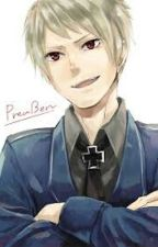 Prussia x Reader by Mrs_Marshmallou