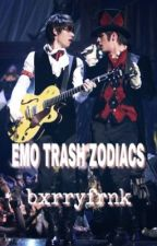 Emo Trash Zodiacs by blxrryfrnk