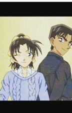 Heiji X Kazuha (Detective Conan Fanfiction) by derederechan