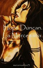 Hope Duncan. La Mercenaria by mariannadileo73