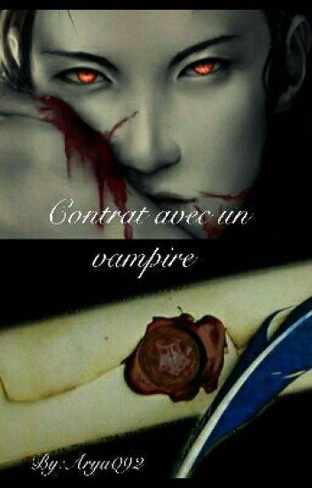 Contrat avec un vampire