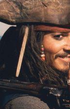 Piratas Del Caribe:La Maldicion De la Perla Negra (Jack Sparrow Y Tu) by StephAnnie012