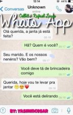 Whats App - Cellbit #Wattys2017 by lwtoxics