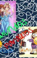 Mundos Paralelos [ Gravity Falls ] [ Frozen ] by Dalecaloh