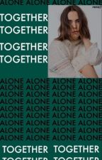 Alone Together - Carl Grimes by lokiapologist