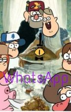 WhatsApp [Gravity Falls] by AmoADipper