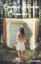 Books of Freedom by Tiashinelys01