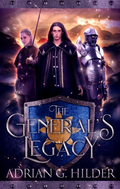 The General's Legacy by AdrianGHilder