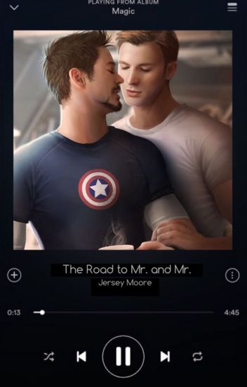 The Road to Mr. and Mr. || Stony Mpreg✖️