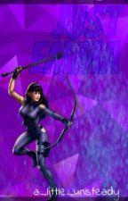 Just Emma: Hawkeye's Daughter by rebelaesthetics