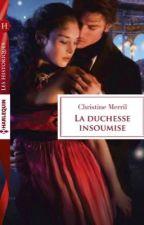 La duchesse insoumise by Inconita