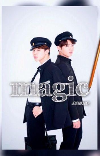 Magic (Jungkook X Reader)