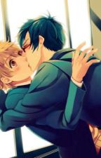 Shut up and kiss me Nagi (Boy x Boy) by FandomFanGasm