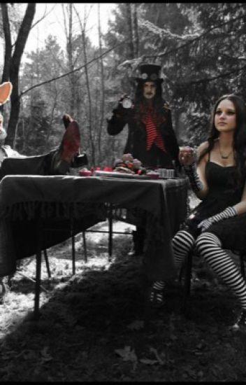 Alice In Wonderland Horror Version Kayleigh Anne Mcquade