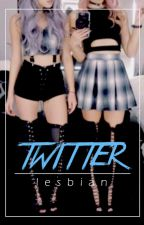 Twitter; lesbian by giovxnnyhope
