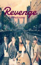 Revenge (Eunhae & Gtop) by xtranjera
