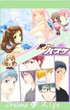 Dreams of Life (Kuroko no Basket Fanfics) by Maplez12
