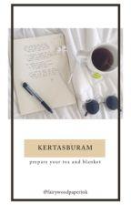 Kertasburam (Rasa) by fairywoodpaperink