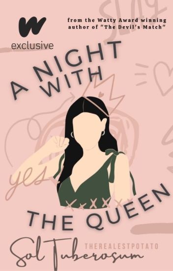 A Night With The Queen (GirlxGirl)